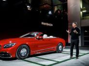 Test-Bericht: Mercedes-Maybach S 650 Cabrio: Das Geld liegt auf der Straße