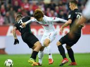FC Augsburg: 0:0 - FCA erkämpft sich ein Unentschieden gegen Köln
