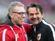 FC Augsburg: Unentschieden gegen Köln - und fast alle sind zufrieden