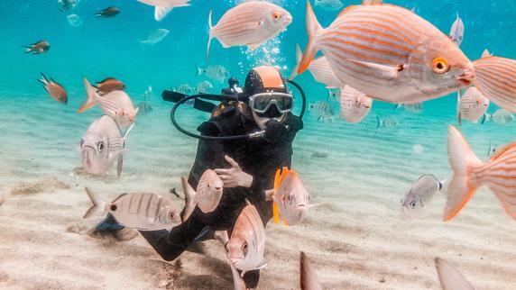 Urlaub in Europa: Wundersame Wasserwelt