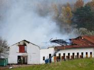 Dasing: So geht es in der Western-City nach dem Großbrand weiter