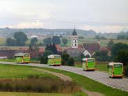 Fernbusse: Diese Ziele steuern die Fernbusse aus der Region an