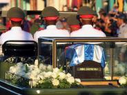 Kuba: Fidel Castro in Santiago de Cuba beigesetzt