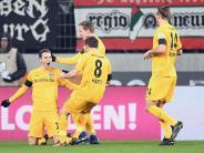 FC Augsburg - Eintracht Frankfurt: Der FCA erkämpft sich einen Punkt gegen Frankfurt