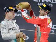 Formel 1: Mercedes-Motorsportchef schließt Vettel als Rosberg-Nachfolger aus