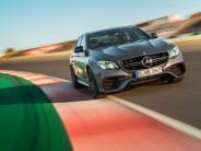 Test: Der neue Mercedes-AMG E 63 ist ein Athlet im Anzug