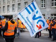 EVG: Bahn-Gewerkschaft will Abschluss in Tarifrunde