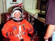 Zum Tod von John Glenn: Astronaut, Pionier, Politiker - das Leben von John Glenn in Bildern