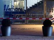 München: Unbekannte beschmieren neue CSU-Zentrale in München