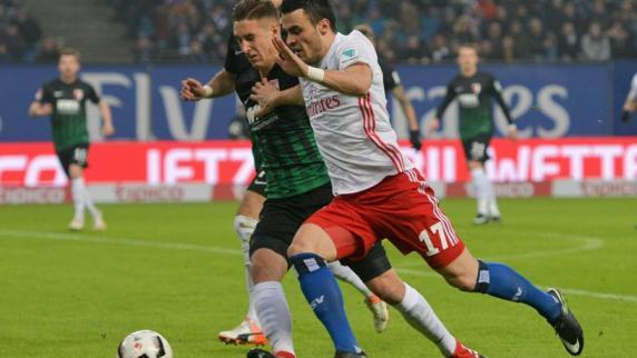 FC Augsburg: FCA unterliegt dem HSV mit 1:0