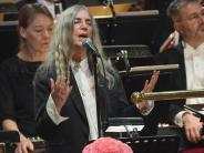 """Patti Smith: """"Godmother of Punk"""": Patti Smith wird 70"""