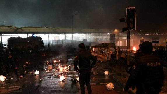Türkei: Tote und Verletzte bei Anschlag im Zentrum von Istanbul