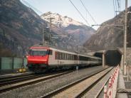 Gotthard-Basistunnel: Regulärer Bahnverkehr durch Gotthard-Basistunnel beginnt