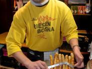 Augsburg: Wie ein Wurstbrater auf dem Christkindlesmarkt den Geruch aushält