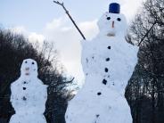 Betrachtung: Der Schneemann, Held unserer Wintersehnsucht