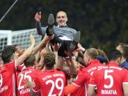 Rückblick: Das Jahr 2016 des FC Bayern