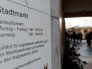 Augsburg: Was der Handel zu den Stadtmarkt-Öffnungszeiten sagt