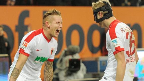FC Augsburg: Warum Jonathan Schmid wieder Spaß beim FCA hat