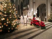 Fliegerbombe in Augsburg: Diese Weihnachtsgottesdienste fallen wegen der Evakuierung aus