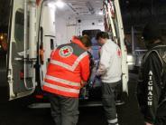 Fliegerbombe in Augsburg: Erste Evakuierungen: Transport für 800 Heimbewohner
