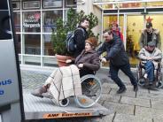 Fliegerbombe in Augsburg: Das Dankeschön-Paket für die Evakuierungshelfer ist geschnürt