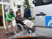 Fliegerbombe: Evakuierung belastet die Hospitalstift-Bewohner