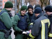 Fliegerbombe: Polizisten gingen von Tür zu Tür: So wurde Augsburg zur Sperrzone
