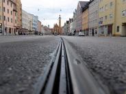 Augsburg: Geschichten aus einer evakuierten Stadt