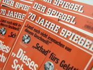 """Zeitschrift: """"Das Sturmgeschütz der Demokratie"""": Der Spiegel wird 70"""