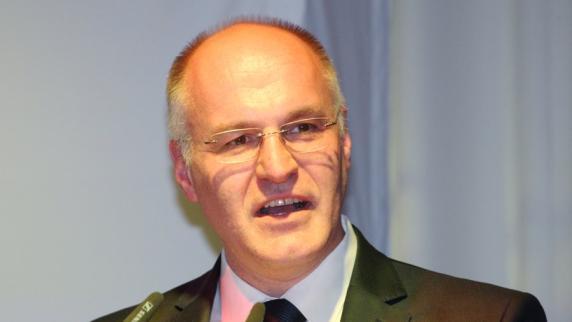 Gribl zum Vorsitzenden des Bayerischen Städtetags gewählt