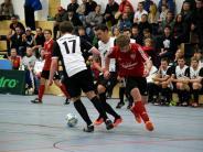 Bildergalerie: Augsburger Landkreismeisterschaft im Hallenfußball