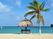 Curaçao: Einfach mal blau machen