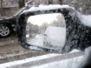 Bayern: Schnee und Frost sorgen für Glätte auf den Straßen