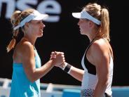 Australian Open: Kerber müht sich gegen Witthöft in Runde drei - Görges draußen