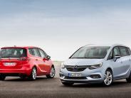 Test: Opel Zafira: Ein Traum von Raum