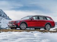 """Neuvorstellung: Mercedes E-Klasse """"All-Terrain"""": Nobler Naturbursche"""