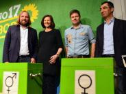 Bundestagswahl 2017: Özdemir und Göring-Eckardt sind Spitzenkandidaten der Grünen