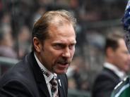 """Augsburger Panther: AEV-Co-Trainer Tray Tuomie: """"Ich stehe wieder im Leben"""""""
