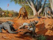 Artensterben: Studie: Riesige Tierarten in Australien durch Menschen ausgerottet