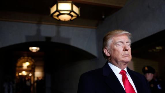 USA: Alles für die Nation: Willkommen in Trumps Land