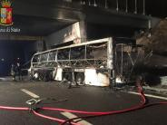 Italien: 16 Tote bei Busunglück in Verona