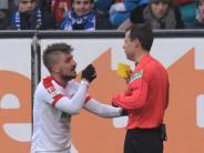 """FC Augsburg: Stimmen zum Spiel gegen Hoffenheim: """"Wir sind sehr enttäuscht"""""""