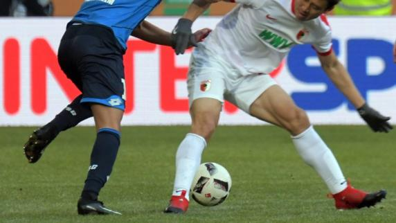 FC Augsburg: Einzelkritik: Eine starke Halbzeit ist gegen Hoffenheim nicht genug