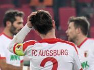 FC Augsburg: Einzelkritik: Eine starke Halbzeit ist gegen Hoffenheim zu wenig