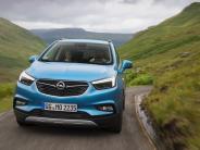 Test: Opel Mokka X: Kein kalter Kaffee