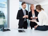 Arbeitsleben: Vitamin B für den Job: So netzwerken Sie richtig