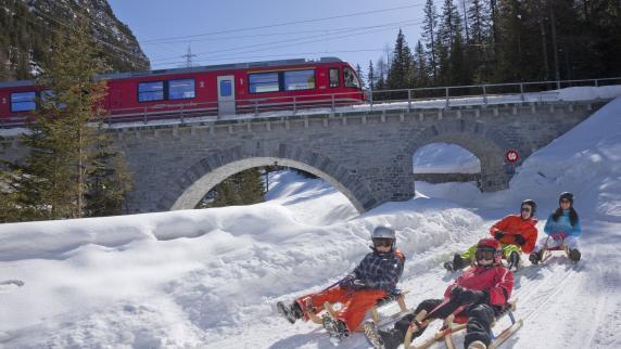 Urlaub in Europa: Unterm Pelzmantel schlägt ein sportliches Herz