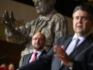 """SPD: Sigmar Gabriel: """"Wenn ich jetzt anträte, würde ich scheitern"""""""