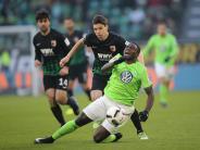 FC Augsburg: Raphael Framberger: Unbeeindruckt bei der Bundesligapremiere