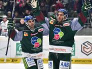 Augsburger Panther: Mark Cundari und Scott Valentine können gegen Nürnberg spielen